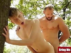 BRINGMEABOY Young Peter Polloc Fucked By Daddy In The Woods