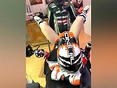 Gearbiker BarebackFuck-DildoFuck-ElectroInCock-FuckingChair
