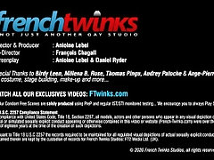 French Twinks - FBI Frisky Boys Investigation Series - Episode 1