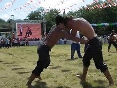 Turkish oil wrestling XI