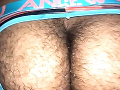 Fisting hairy bottom