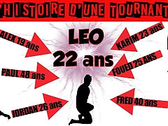 ASMR Français / L'histoire de Léo , et d'une Tournante ...