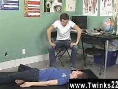School boys gay bath after training Levon Meeks is irritated by Leo