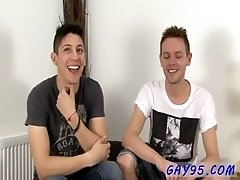 Gifs gay cumshot Danny Montero And Scott West