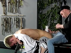 Gay double anal penetration Reece Gets Anally d
