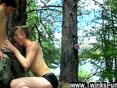 Nude movietures of gay anal sex Bareback Scouts Earn A Badge