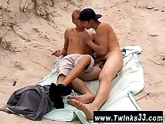 Hairy gay twink running swimming Roma and Archi Outdoor Smoke Sex!