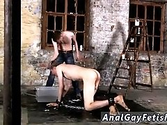 Russian big dick gay sex on black twinks His knob is encaged and