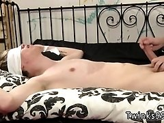 Hot twink scene How Much Wanking Can He Take?