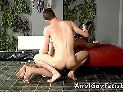Shaved head gay boy porn Fucked And Milked Of A Load