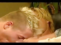 Two Blonde Gay Hotties