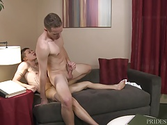 Cock Virgins First Gay Sex Experience