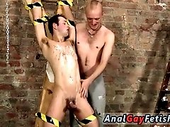 Gay male bondage galleries New marionette boy Ethan is defenseless and