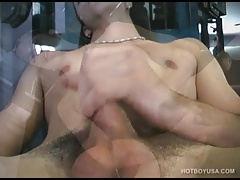 Twink Ryan Phillips Jacks Off