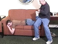 Ticklish guy 3