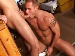 Couple Fucking in the Cabin