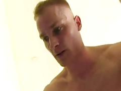 Teen Getting A Hot Load Deep In His Ass