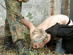 BDSM chained boy is beaten, dominated cute twinks pt 2