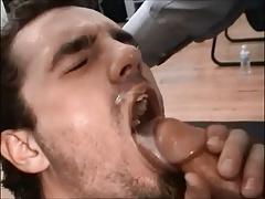 close up oral cumshots