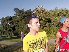 Webcam - Skater Twinks