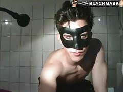 Blackmask and his shool english