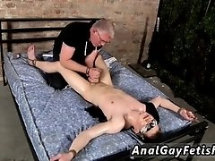 Hardcore bondage gay men movietures ass fucking A lil' tickle gets the