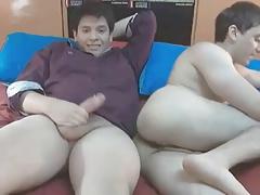 Chubby Boy fucks his Boyfriend