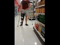 Boner in Target