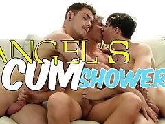 Angel's Cum Shower