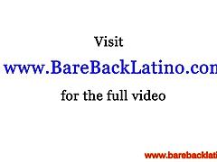 Bareback latin twinks analfisting outdoor