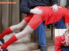 Red Uniform, Red Butt