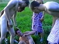 Vintage young german boys story