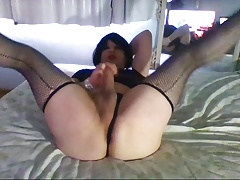 big ass nely shemale travesti culona flash cock