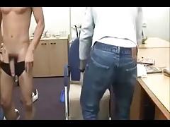 Watch Porn Magazine Wank and Cum