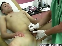 Gay fuck Myles Cooper was my very first patient of the day. What a way to