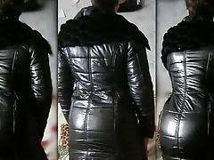 Vera In a winter jacket 4