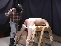 Spanking Not a Twink