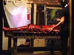 Shepard at a Dungeon - Flogging