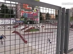 Sexy Skater Sucks Dude And Gets Fucked