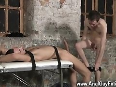Young gay men massage Hugely Hung Boys Luke And Steven