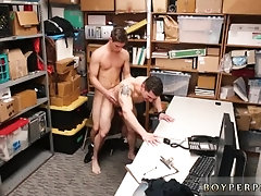 Police old man sex gay porn xxx first time 18 yr old Caucasian male,