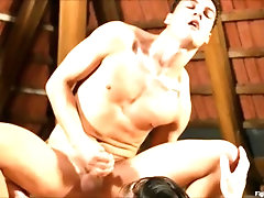 Troy Vara Riding James Huck Dick