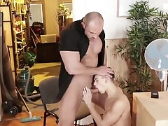 twink Rides Daddy's dick