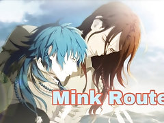 Dramatical Mūrder - (Mink Route) all sex scenes