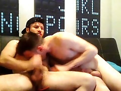 Spanish Hairy Hunk And Twink Show Off On Cam