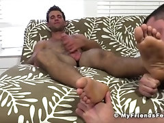 HOT GAY FOOT FETISH POPPER COMPILATION