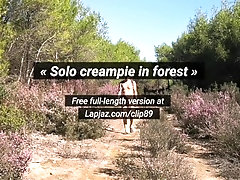 Forest self creampie - Lapjaz.com