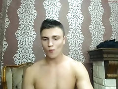 Young Russian boy verdi_hot cums on Chaturbate