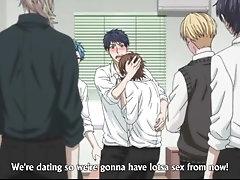 Yarichin☆Bitch Club/Yarichin Bitch-bu OVA 2 Scene 2