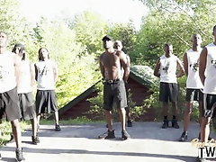 Raw City Twinks Boot Camp Series Preview - FREAKS IN TRAINING